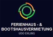 FERIENHAUS - & BOOTSHAUSVERMIETUNG UDO EHLING