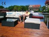 Hausboot Standardgröße bis 15m mit CE Zertifikation